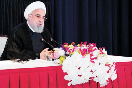 伊朗总统鲁哈尼称特朗普政府已在核问题上陷入孤立.jpg