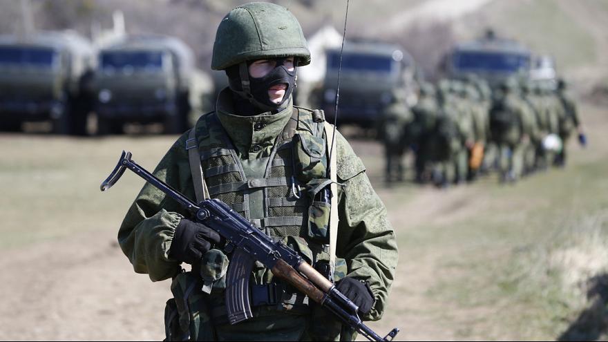 和俄罗斯军方一起的叙利亚之旅