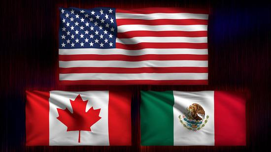 美墨加达成三边协议 NAFTA更名为USMCA.jpg