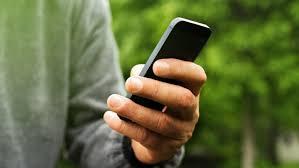 我的生活被手机绑架了