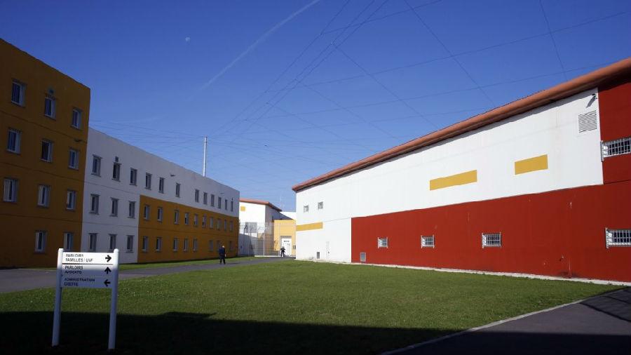 法国要求谷歌对其监狱画面模糊处理.JPG