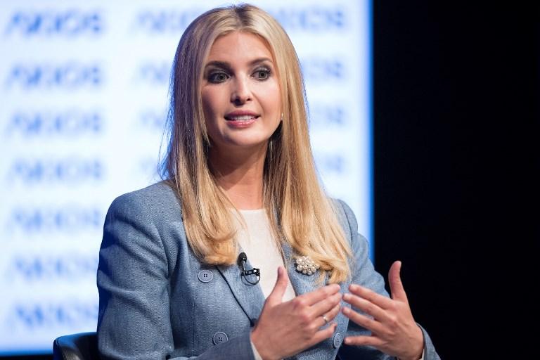 伊万卡否认将接替黑莉任美国驻联合国大使