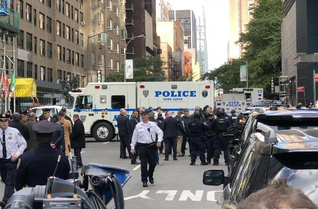 前总统奥巴马、克林顿住处现爆炸包裹.jpg