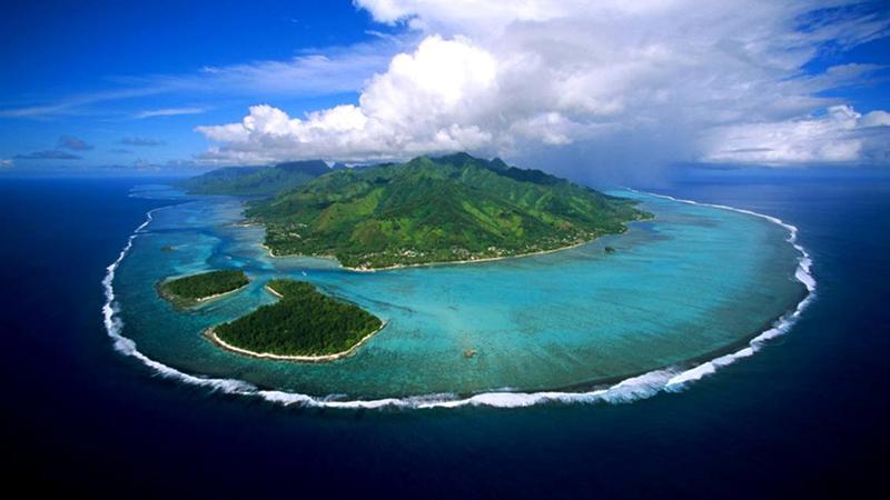 岛国面对的自然灾害问题