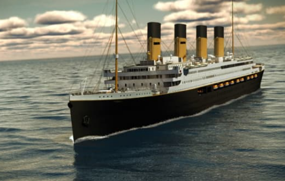 Dare you take Titanic ii? This time we had enough lifeboats and life jackets/敢不敢乘坐泰坦尼克2号?这次可是带够了救生艇和救生衣-華夏娛樂360