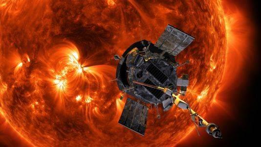 帕克太阳探测器成距太阳最近的探测器.jpg