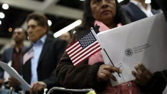 大多数美国人都将无法通过公民入籍考试.jpeg