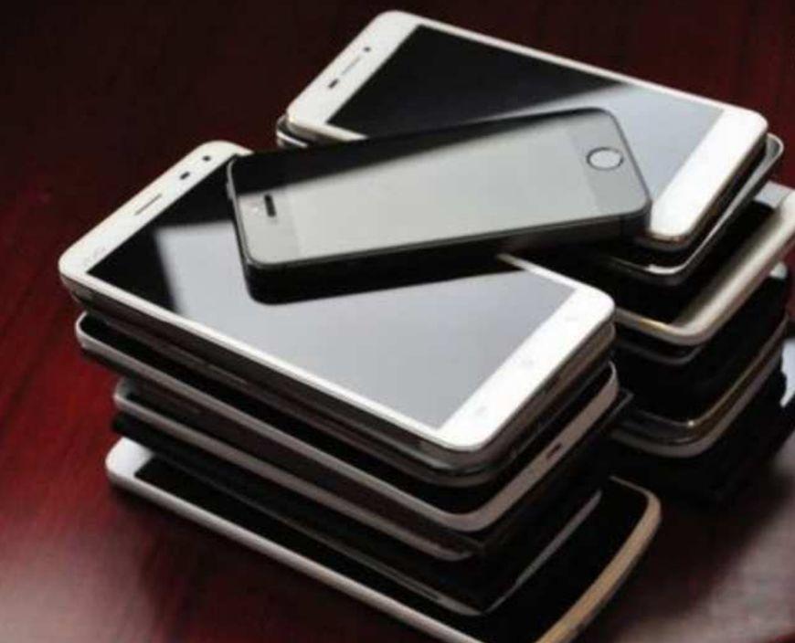 回收旧手机