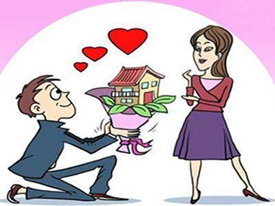 报告显示 62.5%的单身人士选择先买房再结婚
