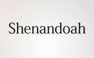 单词Shenandoah的意思