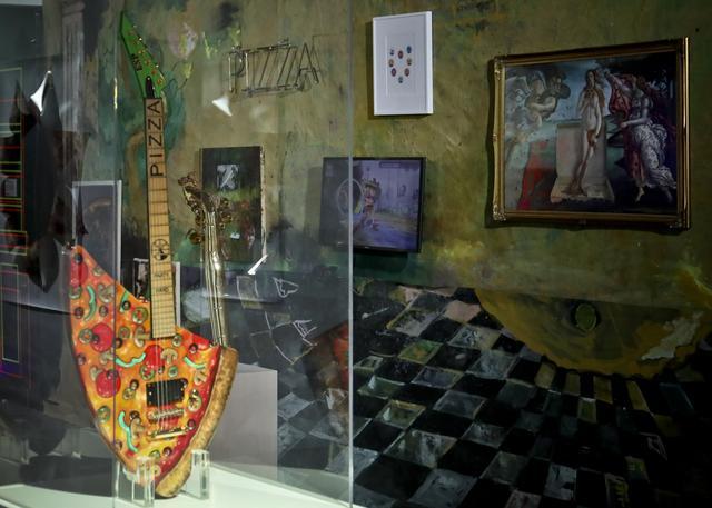 披萨博物馆亮相纽约 美味即艺术.jpg