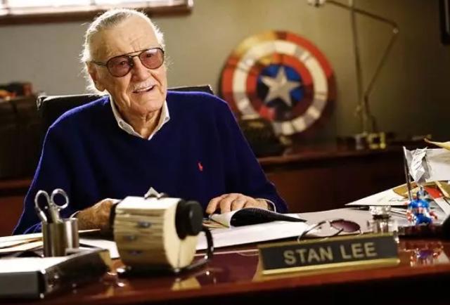 再见了斯坦李 真正的漫威英雄