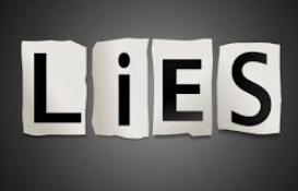 表示撒谎的多种用法