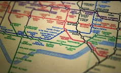 地铁线路的设计