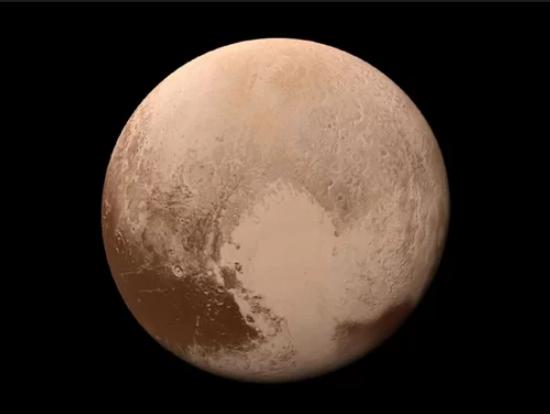 冥王星是否属于行星
