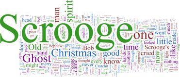 来源于《圣诞颂歌》中的词汇