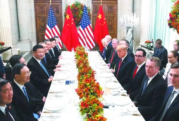 中美领导人在阿根廷G20峰会上举行会晤.jpeg