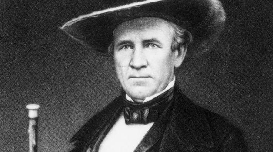 德州最著名的领袖之一—山姆·休斯顿.jpg