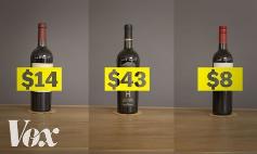 高价的葡萄酒未必好喝