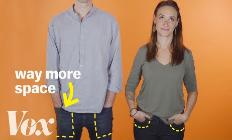 女人的口袋发展史