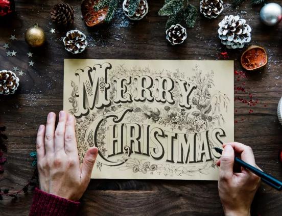 为什么是Merry Christmas而不是Happy Christmas