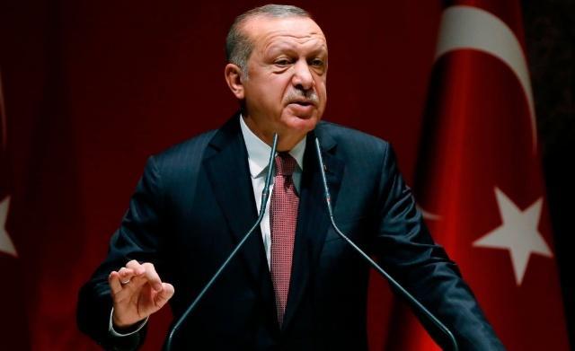 """土耳其总统不满美国撤军""""缓慢"""".jpg"""