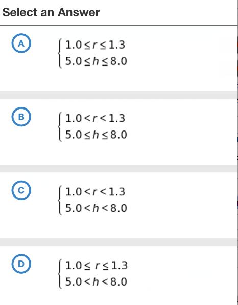 SAT官方每日一题附答案和解析[数学](2019年1月10日)