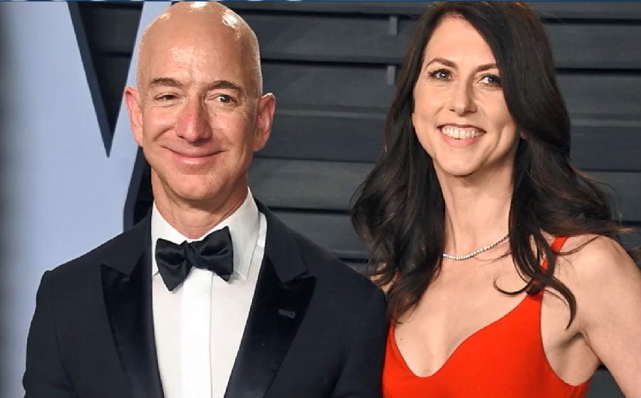 每日新闻一分钟:世界首富贝佐斯与妻子离婚