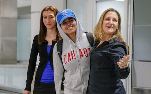 沙特少女得到加拿大庇护.jpeg