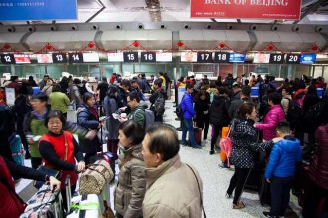 报告显示 今年春节预计有700万人出境游