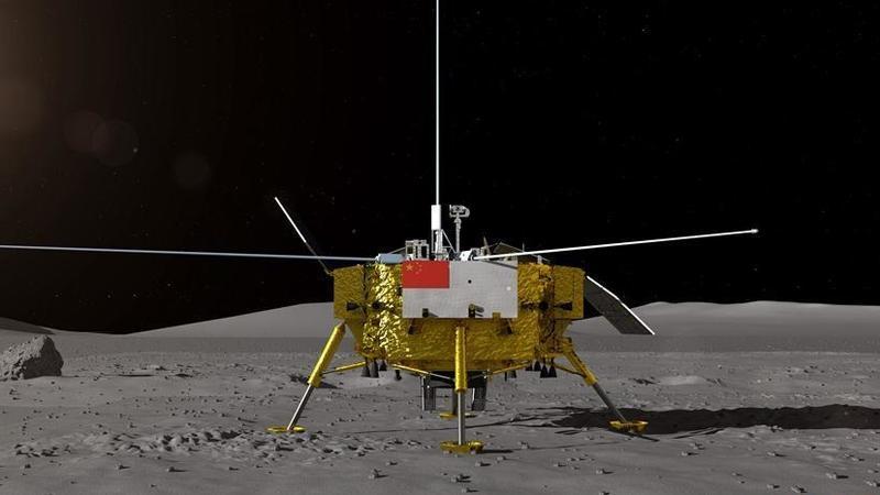 定了! 嫦娥五号将于今年年底前后发射!