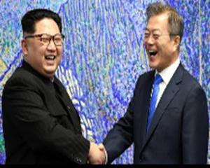 金正恩在外交方面的举动