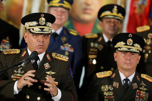 委内瑞拉军方表态支持马杜罗.jpg