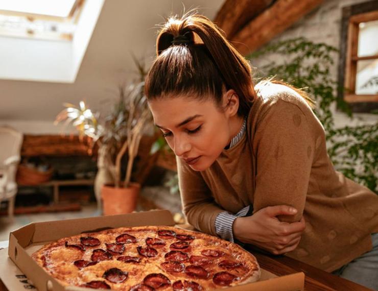 闻高脂肪食物气味 或能抑制你的食欲