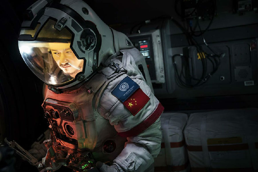 """《流浪地球》:中国电影业加入""""太空竞赛"""".jpg"""