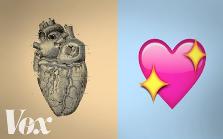 心形是象征爱的符号