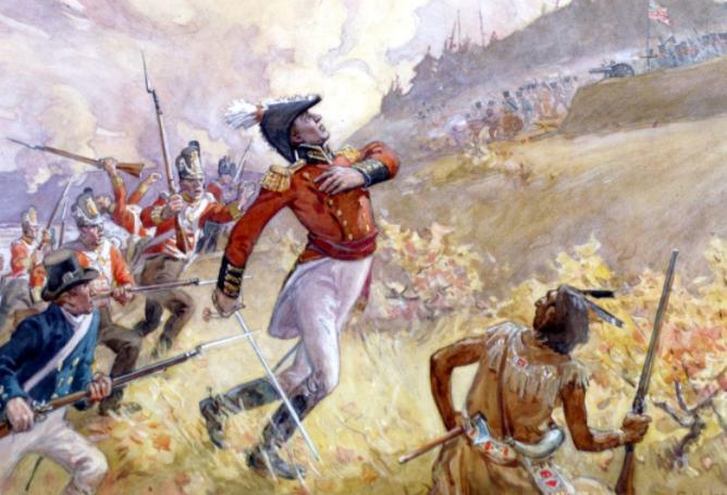 VOA慢速 建国史话 战争