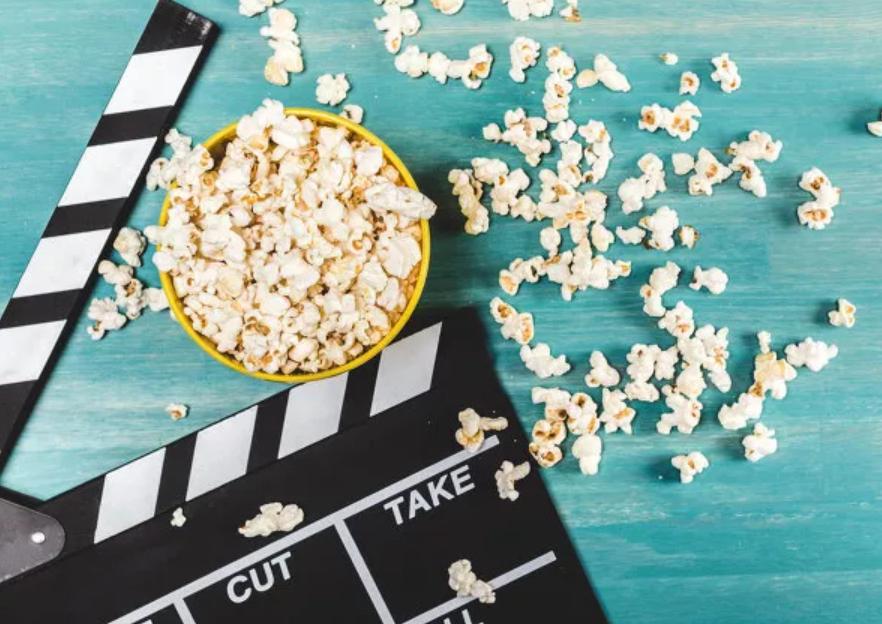 到美国才发现电影院竟然不是Cinema