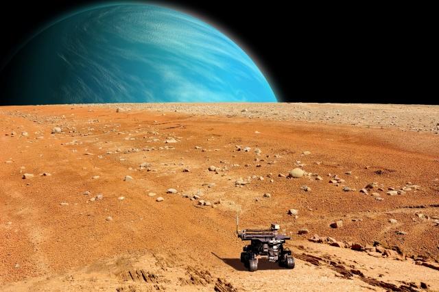 首个地质证据!火星存在大型地下水系统.jpg