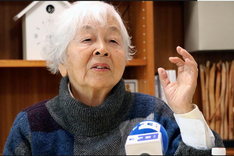 日本91岁老妇学英语.jpg
