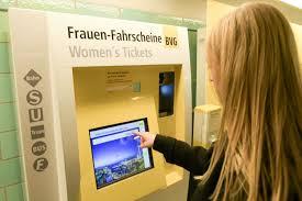 薪酬平等日 德国女性享受车票优惠.jpg