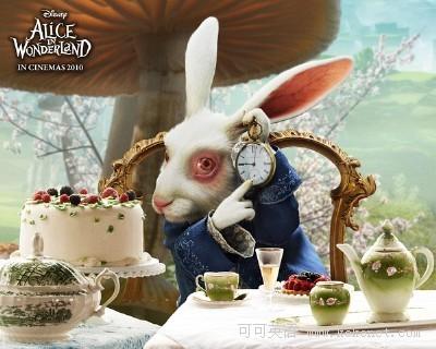 听电影:《爱丽丝漫游仙境》你绝对是爱丽丝