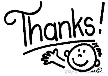 职场英语:让上司刮目相看的感谢语大全