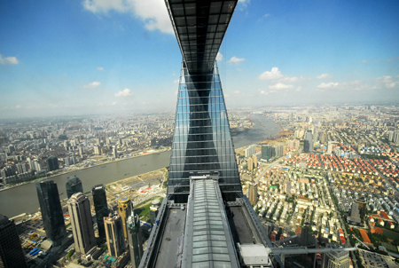 Nice Shanghai Tours Shanghai World Financial Center One