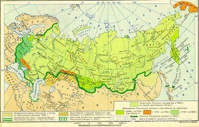 环球之旅:世界上面积最大的国家--俄罗斯