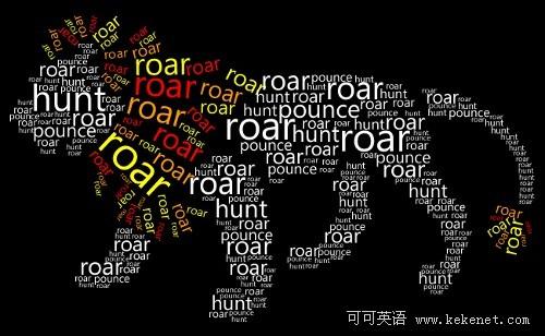 創意圖集:30幅動物主題字體設計作品欣賞(下)