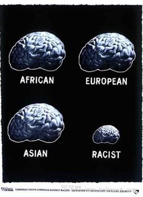 海外文化:盘点海外8幅最佳反歧视公益海报