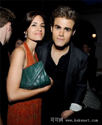 Who is dating paul wesley now