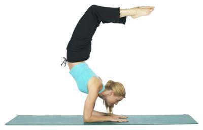 5大高难度瑜伽姿势2健康生活双语阅读  可可英语